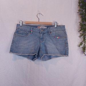 LEVI STRAUSS ♡ Ladies Shorty Shorts